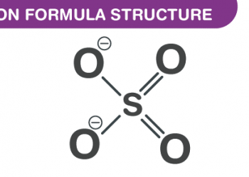 Công thức ion sulfat là gì ? Cùng tìm hiểu về nó.