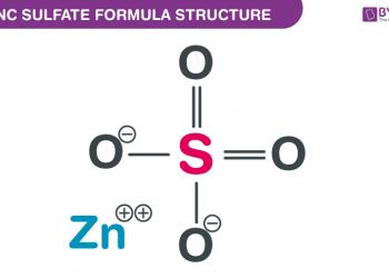 Công thức kẽm sulfat là gì ? Cùng tìm hiểu về nó.
