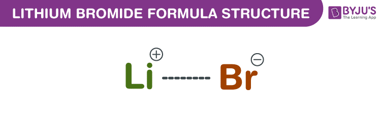 Công thức Lithium Bromide