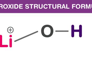 Công thức Lithium Hydroxide là gì ? Cùng tìm hiểu về nó.