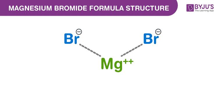 Công thức Magnesium Bromide