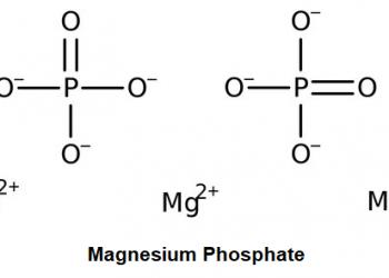 Công thức Magnesium Phosphate là gì ? Cùng tìm hiểu về nó.