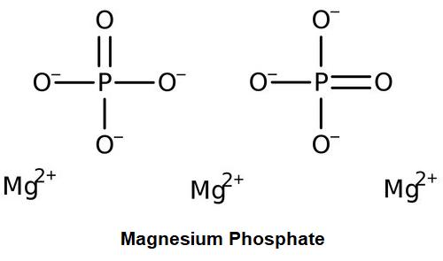 Công thức Magnesium Phosphate