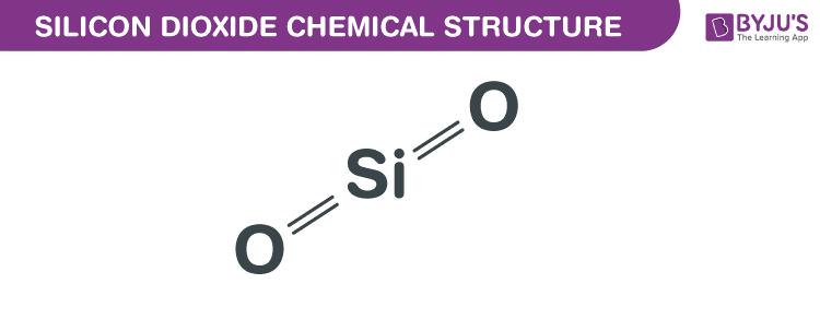 Công thức Silicon Dioxide