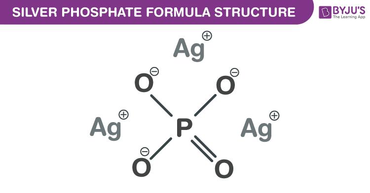 Công thức Silver Phosphate