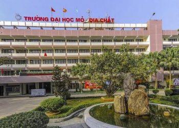 Điểm chuẩn của Đại học Mỏ Địa chất Hà Nội năm 2021