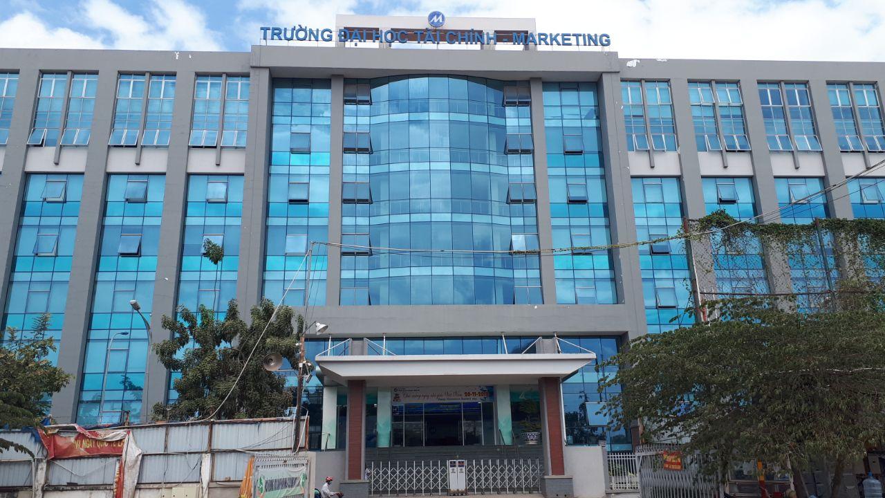 Điểm chuẩn Trường Đại học Tài chính - Marketing