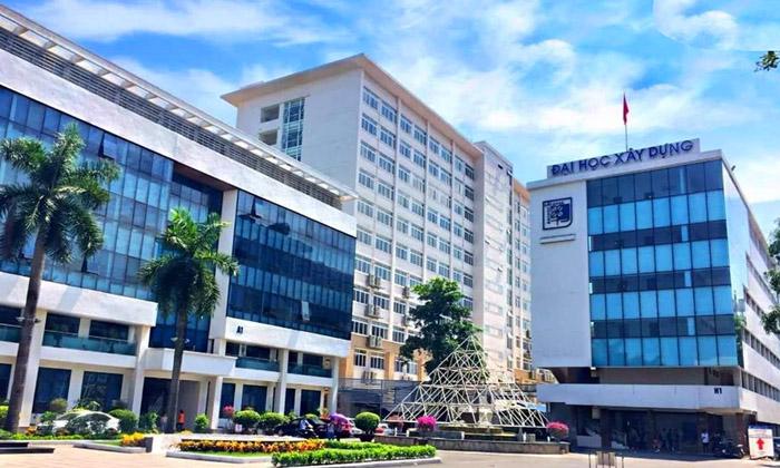 Điểm chuẩn Trường Đại học Xây dựng Hà Nội