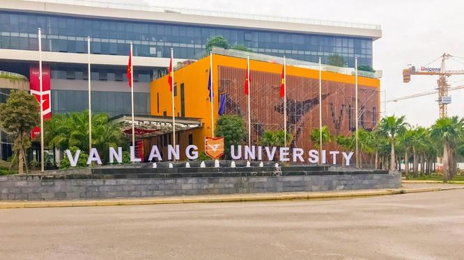 Điểm chuẩn của Trường Đại học Văn Lang