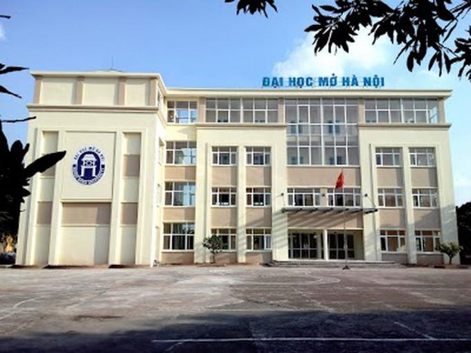 Điểm chuẩn Trường Đại học Mở Hà Nội
