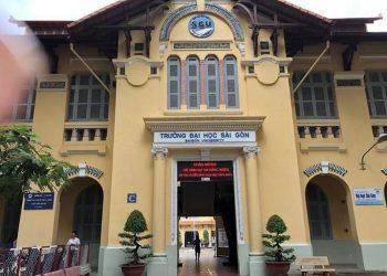 Điểm chuẩn Trường Đại học Sài Gòn mới cập nhật 2021