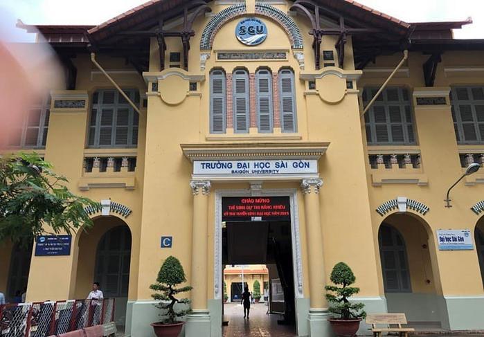 Điểm chuẩn Trường Đại học Sài Gòn