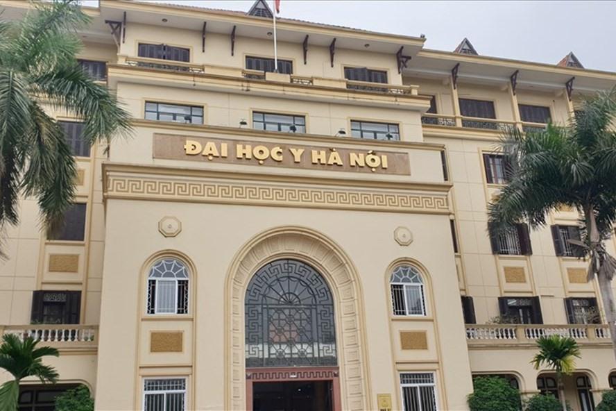 Điểm chuẩn Trường Đại học Y Hà Nội