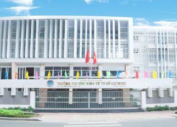 Điểm chuẩn Trường Kinh Tế TPHCM (UEH) năm 2021