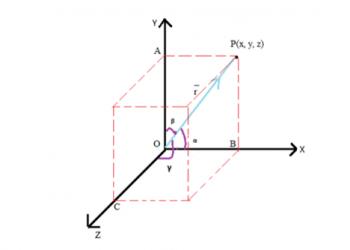 Định hướng Cosines & Tỷ lệ hướng của một đường là gì? Xem xong hiểu luôn.