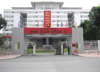 Điểm chuẩn Học viện Quân Y năm 2021