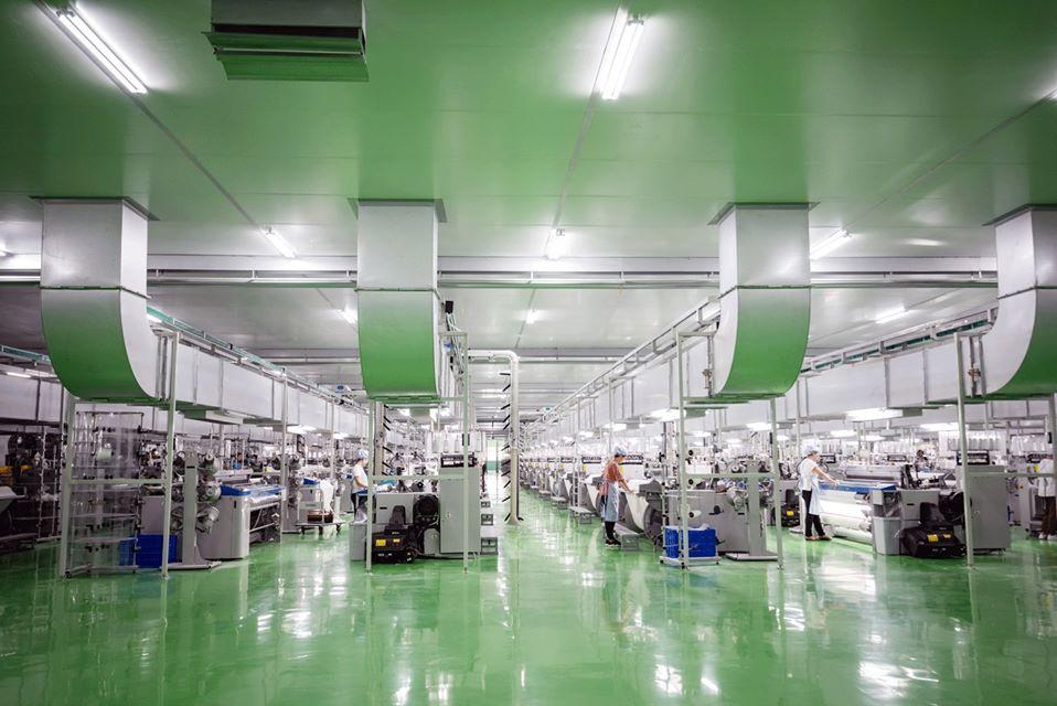 Mức lương ngành Công nghệ vật liệu dệt may