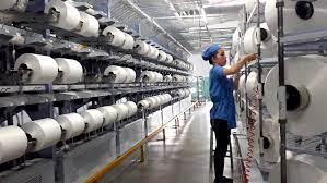 Mức lương ngành Công nghệ sợi dệt