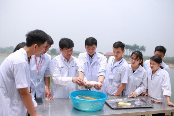 Mức lương của ngành Quản lý thủy sản