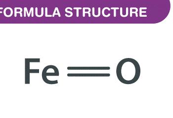 Công thức oxit sắt II là gì ? Cùng tìm hiểu về nó.