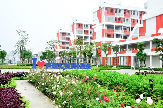 Giới thiệu trường Đại học Phenikaa