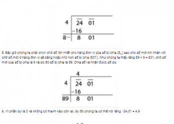 Tìm căn bậc hai của số thập phân là gì? Xem xong 5 phút hiểu luôn.