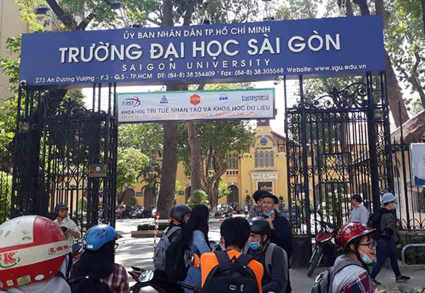 Cơ sở vật chất của Đại học Sài Gòn