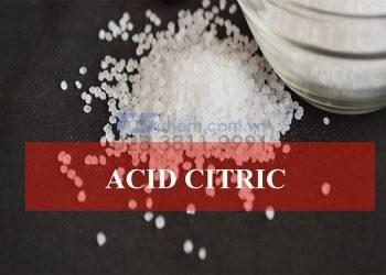Axit citric (C6H8O7) – Học dễ hiểu