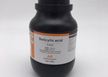Axit Salicylic (C7H6O3) – Hóa dễ hiểu