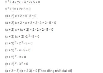 Câu hỏi về phương trình bậc hai là gì? Xem xong 5 phút hiểu luôn.