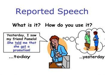 Câu tường thuật là gì ? cách vận dụng nó trong tiếng Anh