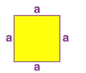 Chu vi hình vuông là gì? Xem xong 5 phút hiểu luôn.