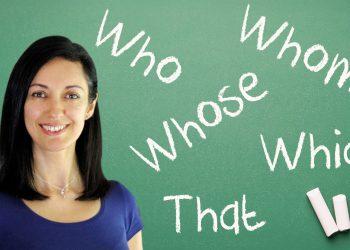 Cùng tìm hiểu về đại từ quan hệ trong tiếng Anh và cách dùng của chúng.
