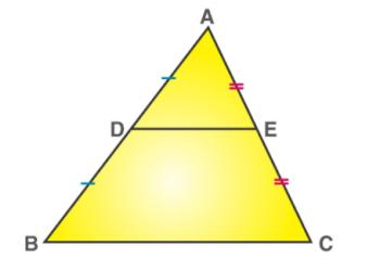 Định lý điểm giữa là gì? Xem xong 5 phút hiểu luôn.