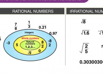 Số hữu tỉ là gì? Các loại số số hữu tỉ rễ hiểu nhất