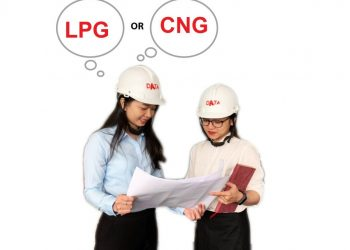 Sự khác biệt giữa CNG và LPG chuẩn nhất