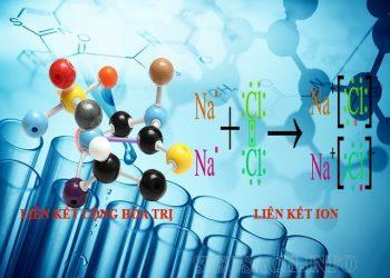 Sự khác biệt giữa liên kết ion và cộng hóa trị và kim loại chuẩn nhất