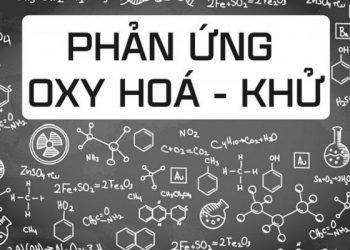Sự khác biệt giữa oxy hóa và khử chuẩn nhất