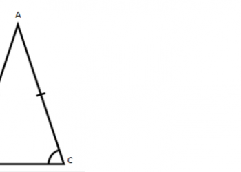 Tính chất của Tam giác cân là gì? Xem xong 5 phút hiểu luôn.