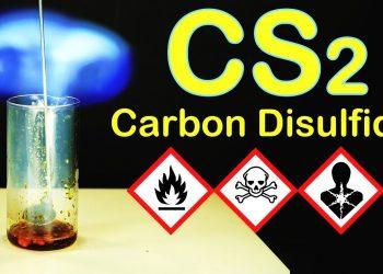 Tính chất và công dụng của Carbon Disulfide (CS2) chi tiết nhất