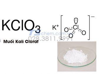 Tính chất và chi tiết của Kali Clorat (KClO3) chi tiết nhất