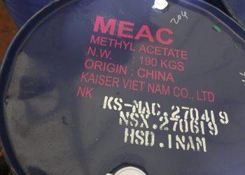 Tính chất và công dụng của Methyl axetat (C3H6O2) chi tiết nhất