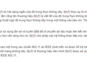 WI-Fi là gì? cùng tìm hiểu về nó