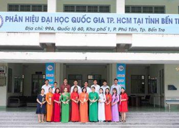 Tuyển sinh Đại Học Quốc Gia TPHCM tại Bến Tre mới nhất năm 2021