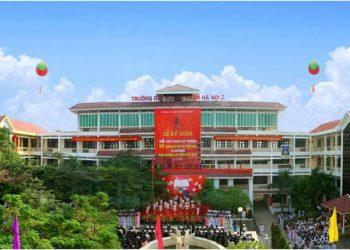 Tuyển sinh Đại học Sư Phạm Hà Nội 2 mới nhất 2021