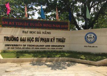 Tuyển sinh Đại học Sư phạm Kỹ Thuật ĐH Đà Nẵng năm 2021