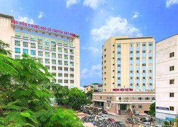 Tuyển sinh Học viện Y Dược Học Cổ Truyền Việt Nam mới nhất 2021