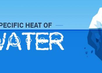 Nhiệt dung của nước