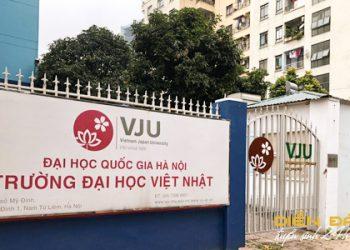 Tuyển sinh Đại học Việt Nhật – ĐHQG Hà Nội mới nhất 2021